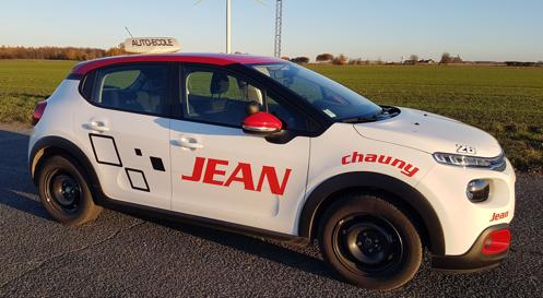 voiture jean